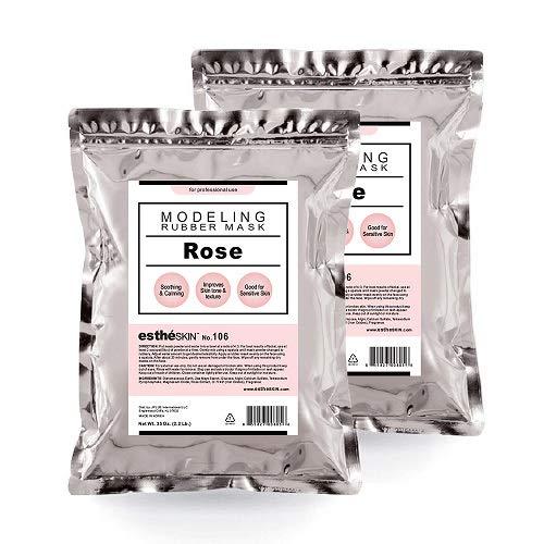 (2 pack) estheSKIN No.106 Rose Peel Off Type...