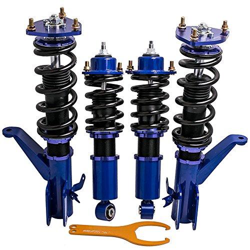 Performance Coilovers for Honda Civic (EM2) 2001 2002 2003 2004 2005 Suspension Spring Shock Strut Adjustable Ride Height