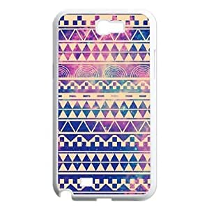 Galaxy Tribal ZLB547861 Personalized Case for Samsung Galaxy Note 2 N7100, Samsung Galaxy Note 2 N7100 Case