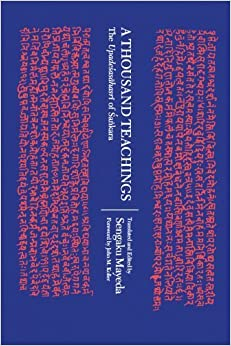 A Thousand Teachings: The Upadesasahasri of Sankara (January 31, 1992)