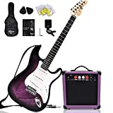 Complete 39 Inch Guitar and Amp Bundle Kit for