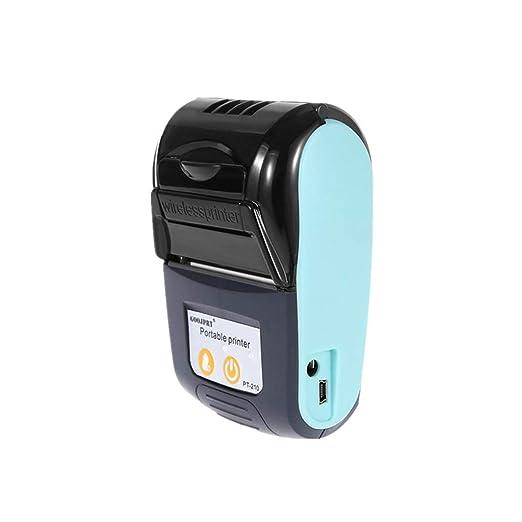 Label Makers - Mini Impresora inalámbrica de Recibos ...