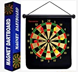 "Themoemoe Magnetic Dart Board Sets- 15"" Dartboard"