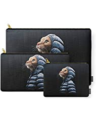 Society6 COOL CAT Carry-All Pouch