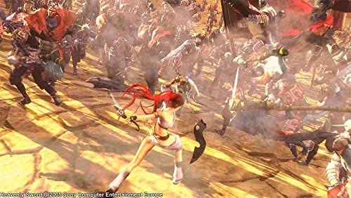 Sony Heavenly Sword: Essentials, PS3 PlayStation 3 Inglés ...