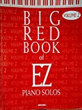 img - for Big Red Book of EZ Piano Solos, Volume 2 book / textbook / text book