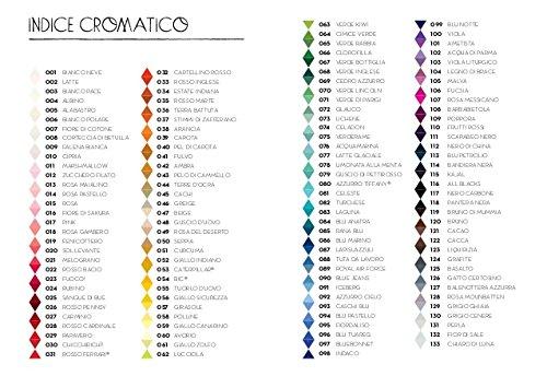 742b579a33 Colorama. Il mio campionario cromatico: Amazon.de: Cruschiform:  Fremdsprachige Bücher
