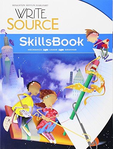 Write Source: SkillsBook Student Edition Grade 5 (Write Language)
