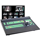 DATAVIDEO New SE2800-8, Multi-Definition Video Switcher, Total 8 Inputs, Combinations Of SD/HD-SDI, HDMI, And CV Sources, 2 X HDMI Multi-View Preview Outputs, PAL Or NTSC Compatible -B00J3DQCMU