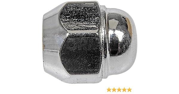 Autograde 611-315.1 Wheel Nut M12-1.5 Acorn 21 Mm Hex 34.8 Mm Length Dorman