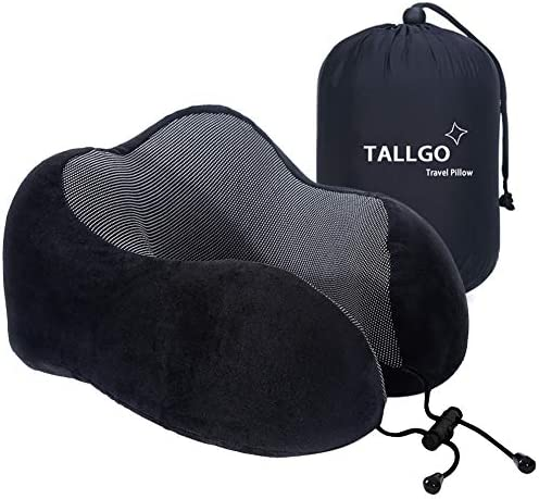 Travel Pillow Support Sleeping Airplane product image