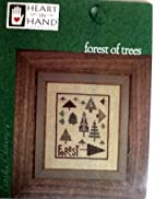 Forest of Trees - Needlepoint Pattern by…