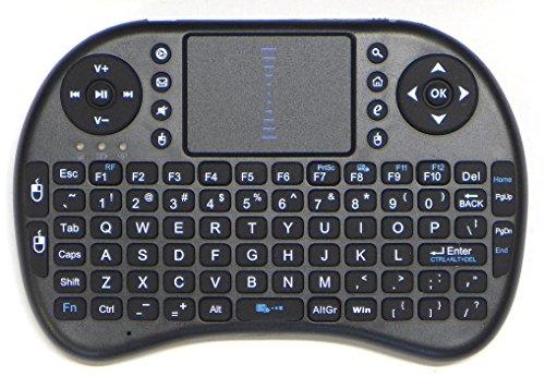Raspberry Pi 3 B+ Kit - WiFi, Bluetooth, Raspbian, Wireless Keyboard, 16GB High-speed SD, 3A Power Supply, Clear Case by MBTechWorks (Image #2)