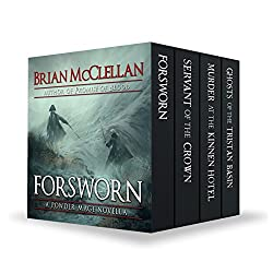 The Powder Mage Novella Collection #1