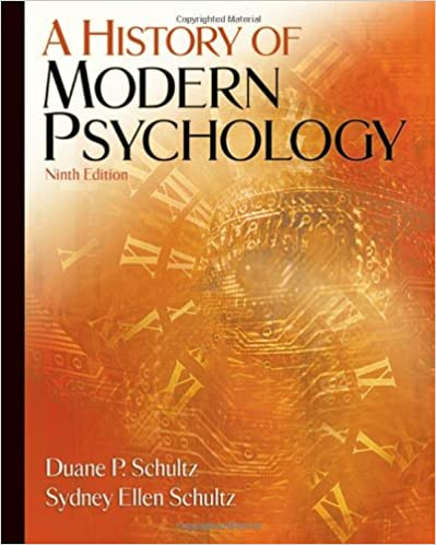 Amazon a history of modern psychology 9780495097990 duane a history of modern psychology 9th edition fandeluxe Image collections
