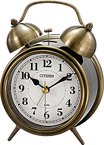 CITIZEN (시티즌) 자명종 시계 트윈 벨RA06 8RAA06-063