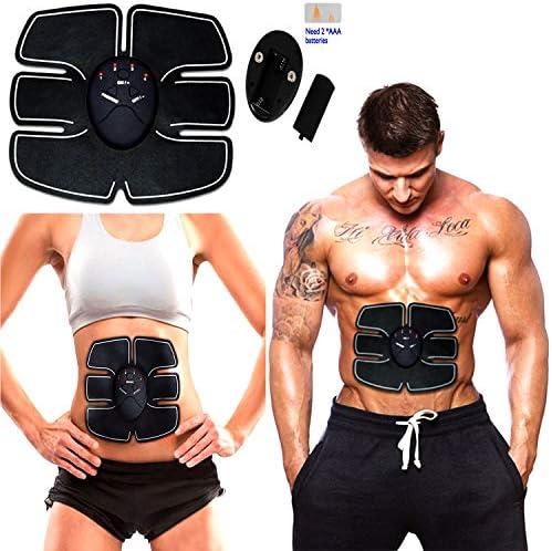Wireless Abdominal muscle Smart Trainer EMS Stimulator Body Fitness Slimming
