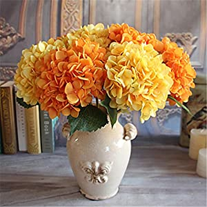 JJH 1 Branch Silk Lilies Tabletop Flower Artificial Flowers 86