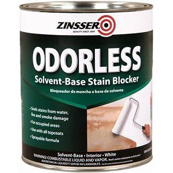 Rust-Oleum 3954 Zinsser Odorless Primer and Stain Blocker, White