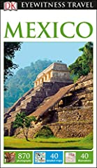 DK Eyewitness Travel Guide: Mexico will lead you straight to the best attractions this beautiful country has to offer, from Mexico City to the Gulf Coast and the Yucatán Peninsula.Hike the Cooper Canyon, go salsa dancing in Mexico City, or di...