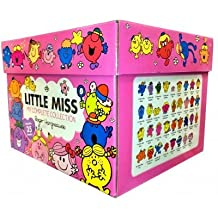 Little Miss Complete Collection Box Set by Roger Hargreaves (Roger Hargreaves)