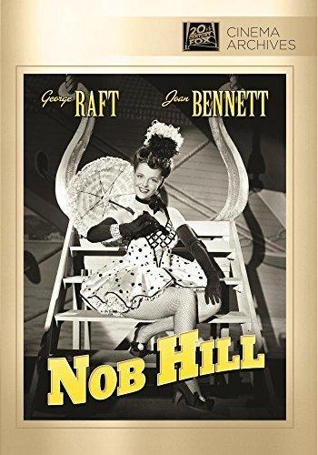 Nob Hill by Twentieth Century Fox Film Corporation by Henry Hathaway by Twentieth Century Fox Film Corporation