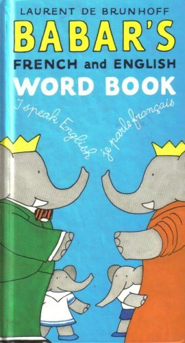 Babar's French/english Wordbook