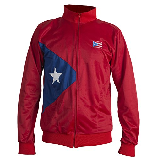 onal Flag Caribbean Jacket Tracksuit Jumper Man Top (Brazil Track Top)