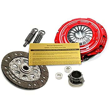 EFT STAGE 1 CLUTCH KIT 91-98 BMW 318i 318is 318ti Z3 1.8L 1.9L WITH A/C