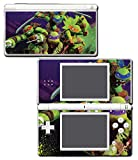 Teenage Mutant Ninja Turtles TMNT Leonardo Leo Michaelangelo Donatello Raphael Cartoon Movie Video Game Vinyl Decal Skin Sticker Cover for Nintendo DS Lite System