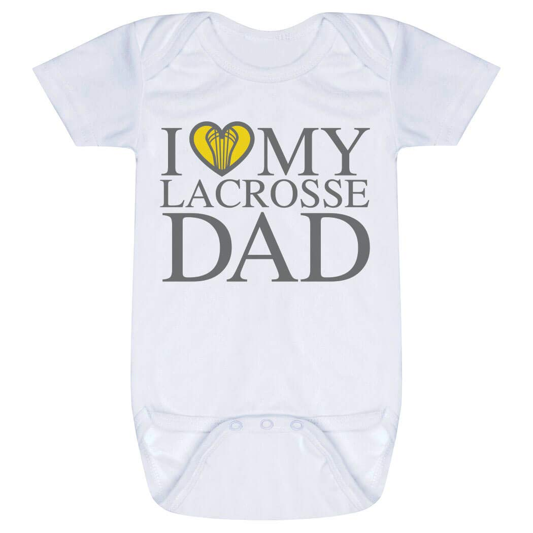 Guys Lacrosse Baby /& Infant T-Shirts Various Sizes Bears
