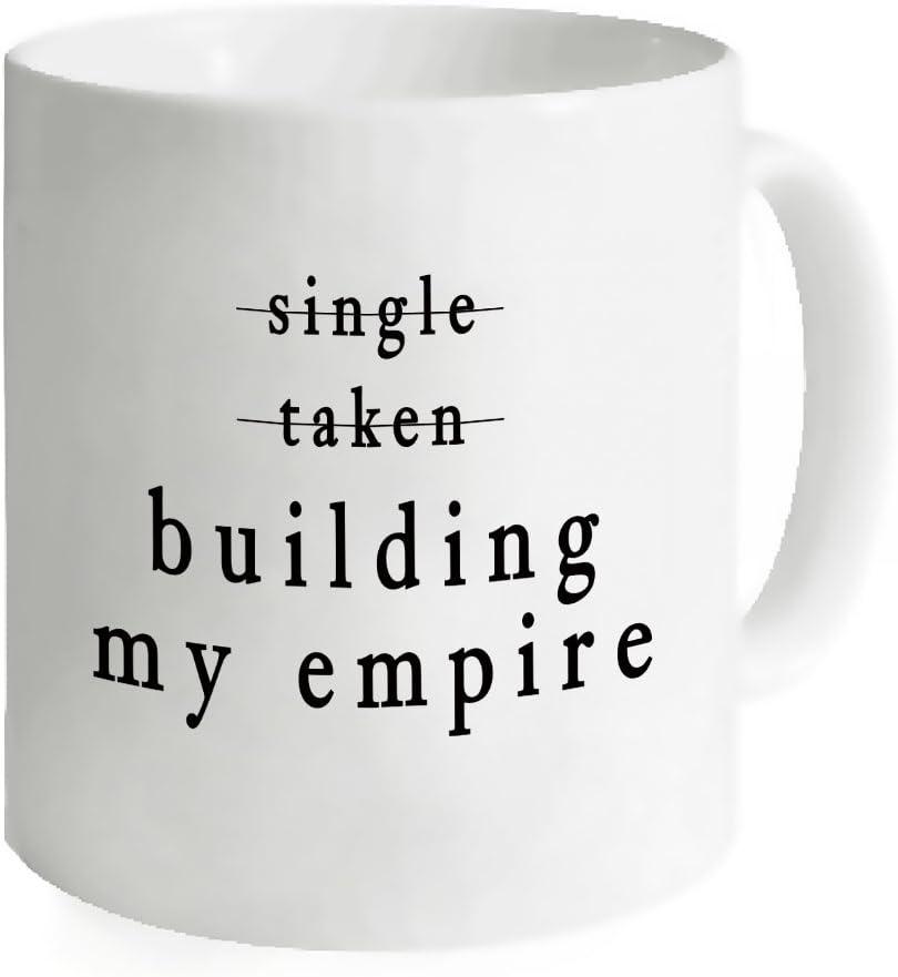 single taken building my empire mug öko partnersuche