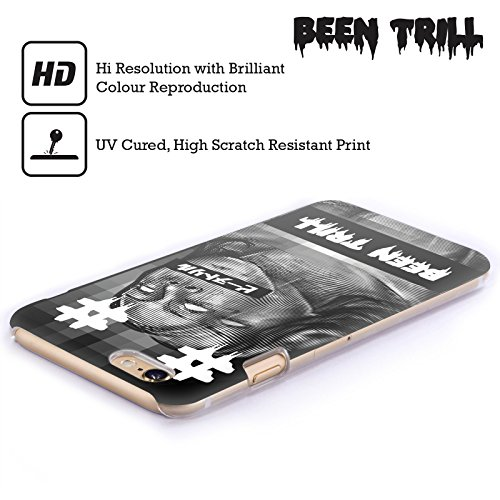 Official Been Trill Scream 3D Scans Hard Back Case for Apple iPhone 6 / 6s