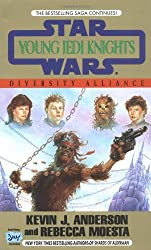 Diversity Alliance: Young Jedi Knights #8 (Star Wars: Young Jedi Knights)