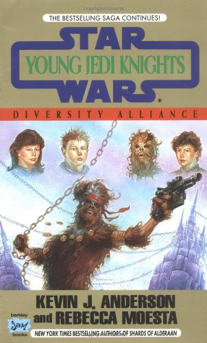 Diversity Alliance - Book  of the Star Wars Legends