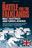 Book cover for The Battle for the Falklands