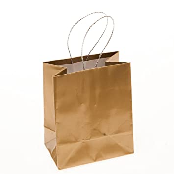 Image Unavailable. Image not available for. Color Mini Gold Gift Bags  sc 1 st  Amazon.com & Amazon.com: Mini Gold Gift Bags: Health u0026 Personal Care