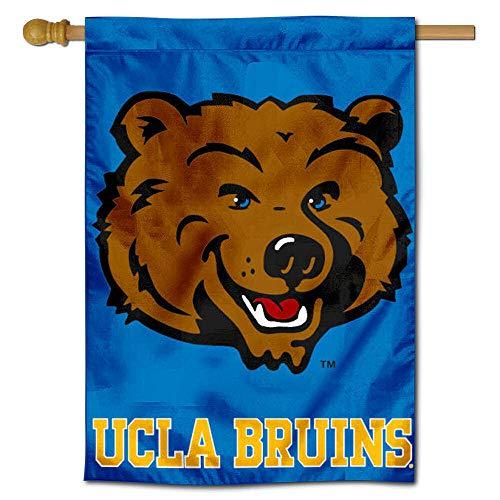 (UCLA Bruins House Flag Banner)