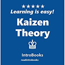 Kaizen Theory Audiobook by IntroBooks Narrated by Andrea Giordani