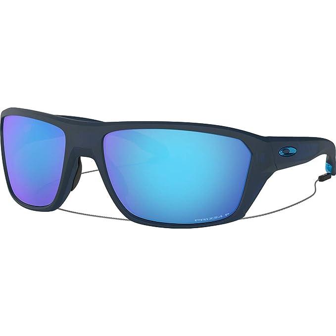 Oakley 0OO9416 Gafas de sol, Matte Translucent Blue, 64 para ...