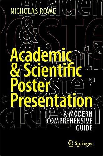 buy academic scientific poster presentation a modern