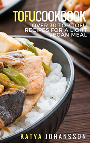 Tofu Cookbook Recipes Light Vegan ebook product image