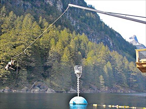 The Rope Went Around My Leg! Ahh (Trick Handle Ski)