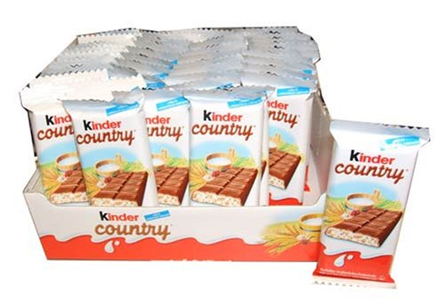 Ferrero Kinder Country Delicious Candy Bar