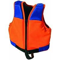 SIMA by Fashy Kinder Schwimmweste, orange-blau, M