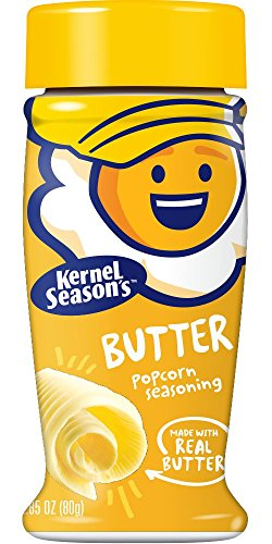 Kernel Season's Popcorn Seasoning, Butter, 2.85 ounce (Pack of 6)