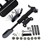 Best Bicycle Tool Kits - DAWAY A35 Bike Repair Kit - 120 PSI Review