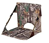 Mahco Outdoors Traveler Suppoort Seat, Hunting Seat, in Realtree Xtra