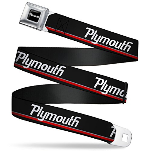 dodge-plymouth-seatbelt-belt-plymouth-text-stripe