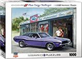 Eurographics 6000-0985 Plum Crazy Challenger by Greg Giordano 1000-Piece Puzzle
